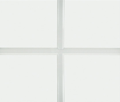 18 mm blanc